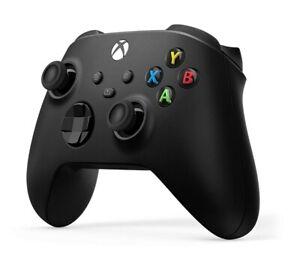 Xbox Wireless Controller CARBON BLACK - neueste Version Series X|S und Xbox One