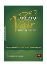 Biblia de estudio del diario vivir NTV (Spanish Edition) Free Shipping