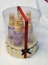 Victoria's Secret 6 PC Gift Set Fragrance Spray Mist 1.7 Mini Travel New NOS