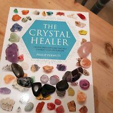 Crystal healer Beginner's Guide pack Book & set of 10 crystalsrose quartz