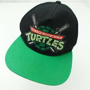 Teenage Mutant Ninja Turtles Snapback Ball Cap Hat Baseball Youth 2016