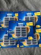 Gillette Fusion Proglide 5X 8 Blades Cartridges