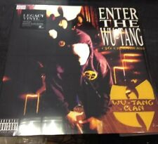 WU-TANG CLAN - ENTER THE WU-TANG (36 CHAMBERS) VINYL LP NEW & SEALED LEGACY RECS