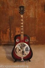 "Rare Vintage Alvarez Dove 2024 ""Lawsuit"" Custom Resonator Acoustic Guitar"