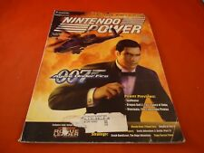 Nintendo Power Volume 155 Agent Under Fire Cover w/ Attached Dinotopia Poster B1