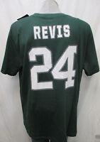 New York Jets Men's Big & Tall Flawed #24 Revis Player T-Shirt NFL A15