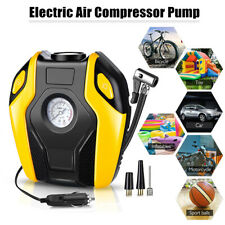 Electric Air Compressor Portable Pump 2 New Gal Stage Gallon Tank Motor 12V 120W