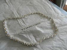 Premier Designs CHARISMA crystal x o necklace gorgeous RV $58 free ship