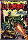 G.I. COMBAT 109 VG/4.0 - Grey Tone cover!