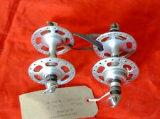 CAMPAGNOLO RECORD 1035  32/40 HOLE HIGH FLANGE  ROAD  HUBS