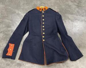 1885 US Indian War Mounted Signal Corps Dress Coat Identified