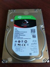 """Seagate IronWolf 6TB Internal 3.5"""" NAS HDD ST6000VN0033 - TESTED"""