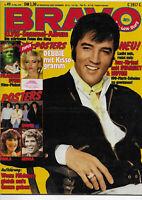 BRAVO Nr.49 vom 29.11.1979 mit Riesenposter Giuliano Gemma, Debbie Harry, Paola