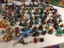 Huge SKYLANDERS Collection Figures Case, Vehicles Weapons 70  Piece Lot