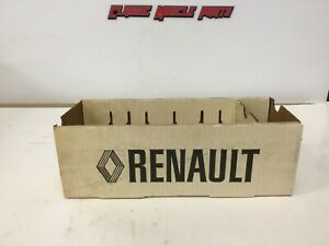 Original Renault Parts Department Box