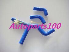 For KTM 450SX 525SX Radiator Blue Silicone Y Hose Kit 2003-2006 2004 2005