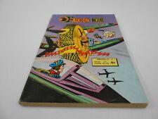 FAUCON NOIR BIMESTRIEL NUMERO 08 EDIT AREDIT 1978