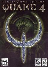 Quake 4: Special DVD Edition (PC, 2005) in box complete excellent condition