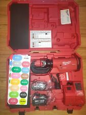 Milwaukee 2779-22 Force Logic 750 MCM Crimper Kit. Brand New FREE Shipping