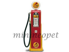 ROAD SIGNATURE 98731 ROAR GILMORE VINTAGE GAS PUMP DIGITAL FOR 1/18 DIECAST