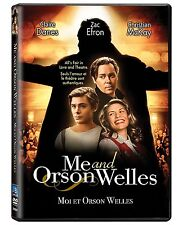 Me and Orson Welles (DVD, 2010)