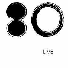 Enrico Intra - 80 LIVE - MAP Musica Oggi -Nuovo e Sigillato New and Sealed