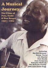 Un voyage musical les films Pete Toshi & dan Seeger DVD