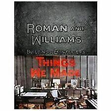 ROMAN AND WILLIAMS BUILDINGS & INTERIORS - ALESCH, STEPHEN/ STANDEFER, ROBIN/ BR