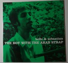 Belle and Sebastian-The Boy with the Arab Strap LP NUOVO/SEALED Gatefold Vinile