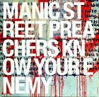 MANIC STREET PREACHERS Know Your Enemy CD BRAND NEW