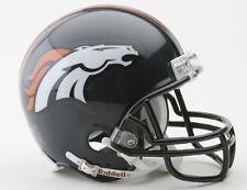 DENVER BRONCOS NFL Football Helmet BIRTHDAY WEDDING CAKE TOPPER DECORATION