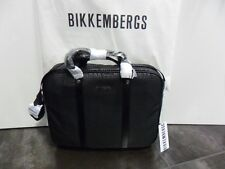 10160 Mj Bikkembergs Bag Bag Handbag Man Woman Unisex 40x33x8 CM