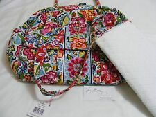 Vera Bradley HOPE GARDEN Diaper BAG BABY Tote HANDBAG Shoulder CHANGING PAD NWT~