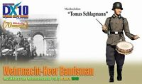 Action Figure 1/6 Dragon Tomas Schlagman - WW2 GERMAN TAMBOUR Soldier Story DID