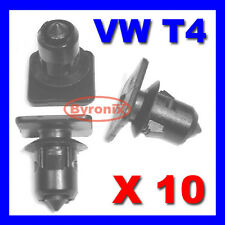 VW T4 TRANSPORTER ROOF TRIM STRIP PANEL LINING CLIPS INTERIOR X10