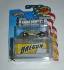 2009 HOT WHEELS CONNECT CARS '33 FORD OREGON # 33 OF 50