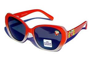 SHOPKINS STRAWBERRY KISS Girls Red 100% UV Shatter Resistant Sunglasses NWT  $15