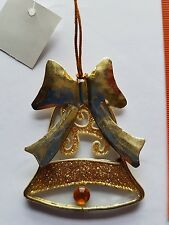 Bell hanging ornament, lightcatcher Brand new.