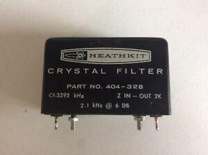 Heathkit SSB filter 2,1 Khz 404-328