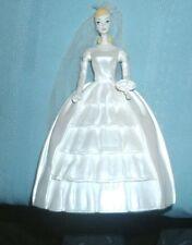 1993 The Classic Barbie Figurine Collection ; Brides Dream Danbury Mint