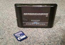 Cartridge Flash cart Everdrive 3.6 for Sega Genesis, mega drive US Ship