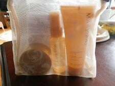 MARY KAY CREAMY FROSTED VANILLA BODY BUTTER W/ SHEA BUTTER WASH MIST GIFT SET