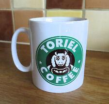 Undertale toriel Starbucks inspirado Taza De Café 10 Oz