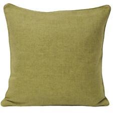 Paoletti Atlantic Green Cushion Cover 45cm x 45cm (Ref : 355)