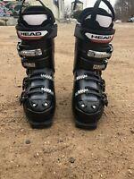 HEAD GP 60 Ski Boots Size 27.5 Men's