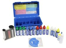 NEW TAYLOR K-2006 Complete Swimming Pool/Spa Test Kit FAS-DPD K2006 Chlorine