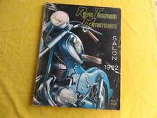 Revue Technique Motocycliste - Salon 1952 - Peugeot 125cc type 55 TC