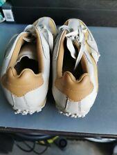 Skechers Men's lace up slip resistant memory foam sports shoes, size UK 10