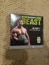Body Beast Lucky 7 Total Body Workout | 1 Single DVD  loc d