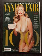 Vanity Fair Magazine -Kate Upton: August 2013